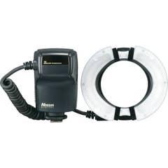 Nissin MF18 Macro Ring Flash for Nikon i-TTL