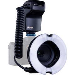 Nissin MF18 Macro Ring Flash for Sony ADI / P-TTL5