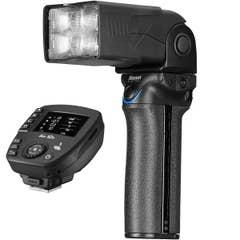 Nissin MG10 Wireless Flash w. Air 10s Commander Nikon TTL