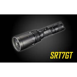 Nitecore SRT7GT - Tactical - 1000 Lumen Multicoloured Torch