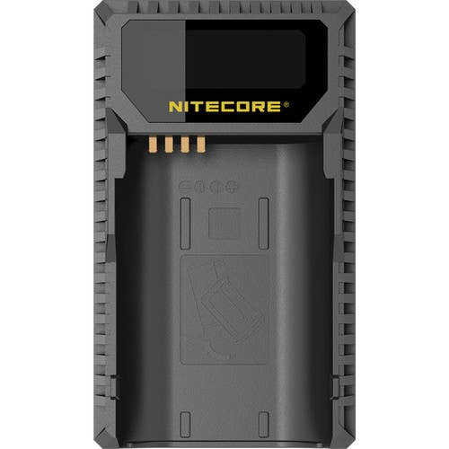 Nitecore USB Charger - Leica BP-SCL4