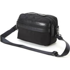 LNCAM-1500 Snap Shooter Series Bag Black Nylon Leather by Artisan and Artist