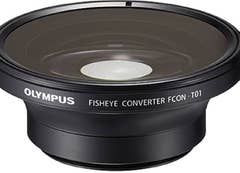 Olympus FCON-T01 Fisheye Converter for TG-5 (must be used with CLA-T01)