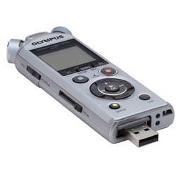 Olympus LS-P1 Linear PCM Hi-Res Voice & Music Recorder