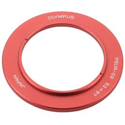 Olympus PSUR-03 52-67 Step Up Ring for PTMC-01 & PTWC-01