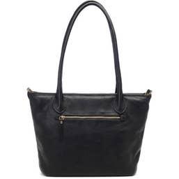ONA CAPRI - Italian Leather - Black