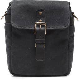 ONA The Bond Street - Canvas Camera Bag - Black