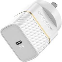 OtterBox 1 Port USB-C Fast Wall Charger Black -78-80028