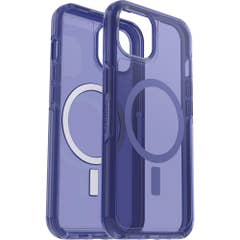 OtterBox Symmetry Series+ Clear Case for Apple iPhone 13, Ant Blue- 77-85645