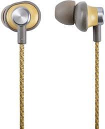 Panasonic - RP-HTX20BE-K - Retro Wireless Earbuds - Tan