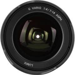 Panasonic 7-14mm f4.0 Ultra Wide Angle Micro 4/3rds Lens