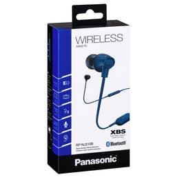 Panasonic Bluetooth in-Ear Headphones- Blue