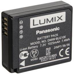 Panasonic DMW-BLG10E Battery Pack
