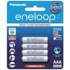 Panasonic Eneloop  4 x 800 mAh batteries AAA size