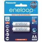 Panasonic eneloop  2 x 2000 mAh batteries AA size