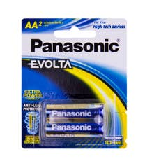Panasonic EVOLTA AA -BLISTER 2PK