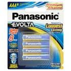 Panasonic EVOLTA AAA - BLISTER 8PK