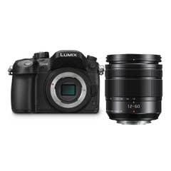 Panasonic GH4 Body with 12-60mm Lens