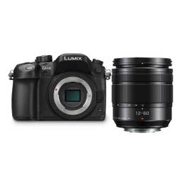 Panasonic GH4 Body with 12-60mm Lens