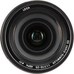 Panasonic Leica DG Elmarit 10-25mm f1.7 Lens