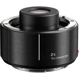 Panasonic LUMIX 2x Teleconverter for (S) Series
