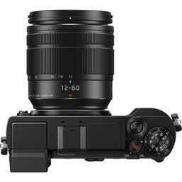 Panasonic Lumix GX9 - Black w/ 12-60mm f3.5-5.6 ASPH. Lens
