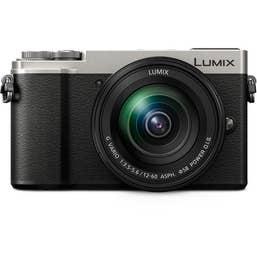 Panasonic Lumix GX9 - SIlver w/ 12-60mm f3.5-5.6 ASPH. Lens