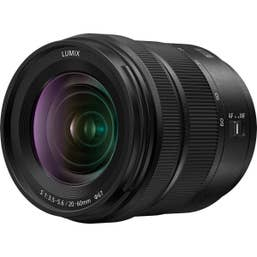 Panasonic LUMIX S 20-60mm F3.5-5.6 Lens