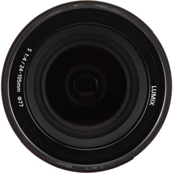 Panasonic LUMIX S 24-105mm F4 MACRO O.I.S Lens