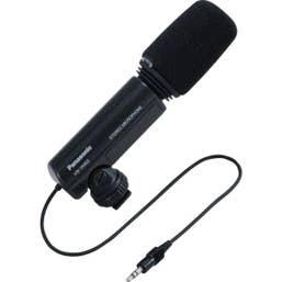 Panasonic VW-VMS2E Stereo Zoom Microphone