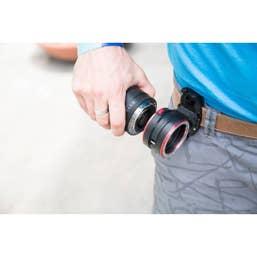 Peak Design Capture Lens - Canon: Capture Standard with Canon Lens Kit