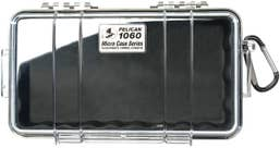 Pelican 1060 GoPro Black With Custom Liner Hard Case