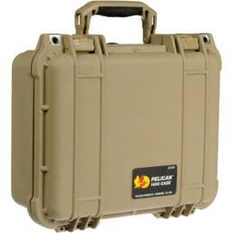 Pelican 1150 Case with Foam - Desert Tan  (1150DT)