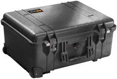 Pelican 1560 Overnight Case with Laptop Sleeve