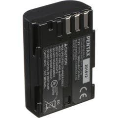 Pentax D-LI90 Rechargeable Li-ion Battery