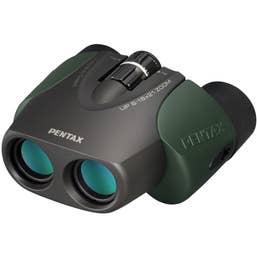 Pentax UP 8-16x 21 Zoom Binoculars Green