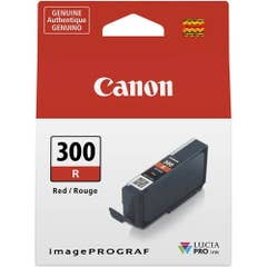 Canon Ink Tank PFI-300 (R) Red
