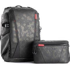 PGYTECH OneMo Backpack 25L & Shoulder Bag (Olivine Camo)