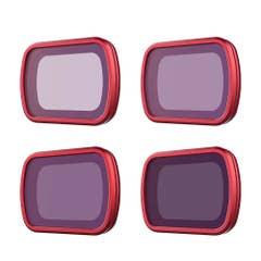 PGYTECH OSMO POCKET / POCKET 2 Filter ND SetND 8 16 32 64) (Professional)