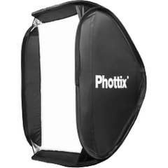 Phottix - Softbox 80 x 80cm Collapsible for Speedlights