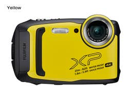 FujiFilm - Finepix XP140 - Yellow