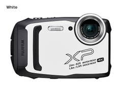 FujiFilm - Finepix XP140 - White