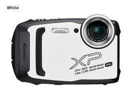 FujiFilm - Finepix XP140 - White
