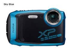 FujiFilm - Finepix XP140 - Sky Blue family fun waterproof compact