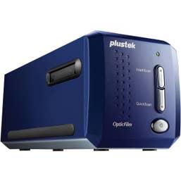 Plustek OpticFilm 8100 Film and Slide Scanner