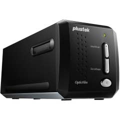 Plustek OpticFilm 8200i Ai Film and Slide Scanner (7200 dpi Optical)