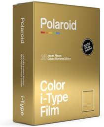 Polaroid Colour Film for i-Type - Limited Edition Golden Moment - 6034