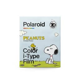 Polaroid Colour Film for i-Type - Limited Edition Peanuts Edition