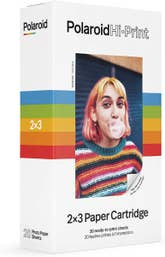Polaroid Hi- Print Media - 2x3 Paper Cartridge 20 pack