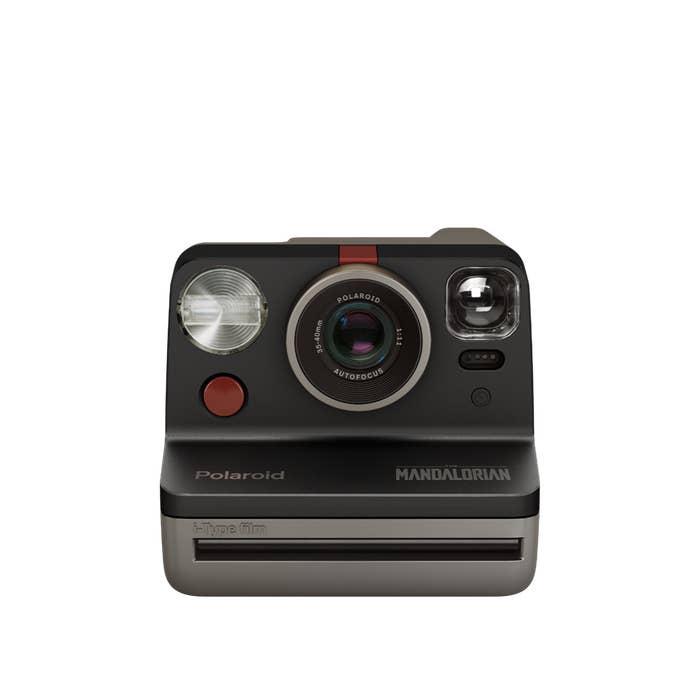 Polaroid Now - Star Wars Mandalorian Limited Edition